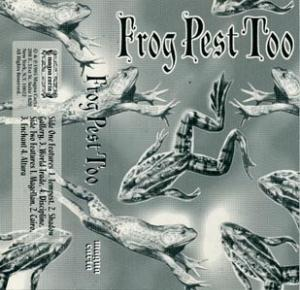 Various Artists (label Samplers) - Frog Pest Too CD (album) cover