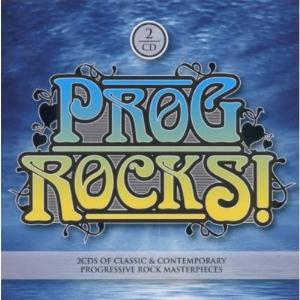 Various Artists (label Samplers) - Prog Rocks! CD (album) cover