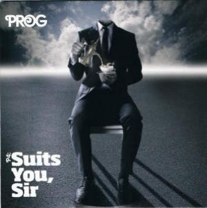 Various Artists (label Samplers) - Prog Mag Sampler 27 P4: Suits You, Sir CD (album) cover