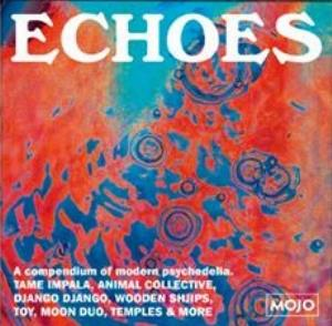 Various Artists (label Samplers) - Mojo Mag Sampler: Echoes CD (album) cover