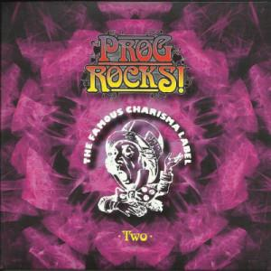 Various Artists (label Samplers) - Prog Rocks! (cd 2: Charisma) CD (album) cover