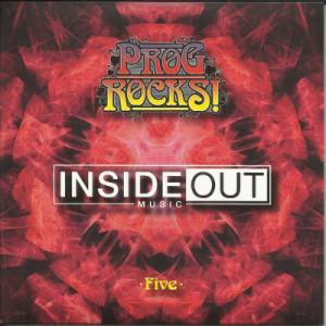 Various Artists (label Samplers) - Prog Rocks! (cd 5: Inside Out Music) CD (album) cover