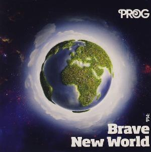 Various Artists (label Samplers) - Prog Mag Sampler 36: P14 Brave New World CD (album) cover