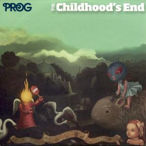 Various Artists (label Samplers) - Prog Mag Sampler 40: P18 Childhood's End CD (album) cover
