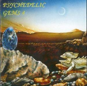 Various Artists (label Samplers) - Psychedelic Gems 4 CD (album) cover