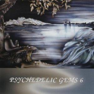 Various Artists (label Samplers) - Psychedelic Gems 6 CD (album) cover