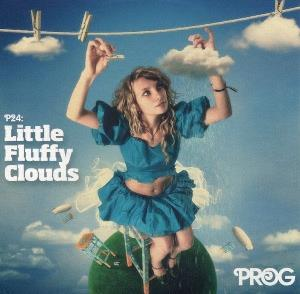 Various Artists (label Samplers) - Prog P24: Little Fluffy Clouds CD (album) cover