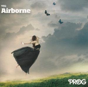 Various Artists (label Samplers) - Prog P25: Airborne CD (album) cover