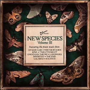 Various Artists (label Samplers) - Classic Rock Society: New Species - Volume Iii CD (album) cover