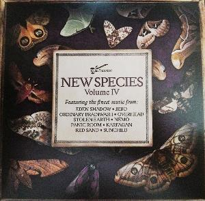 Various Artists (label Samplers) - Classic Rock Society: New Species - Volume Iv CD (album) cover