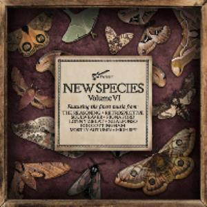 Various Artists (label Samplers) - Classic Rock Society: New Species - Volume Vi CD (album) cover