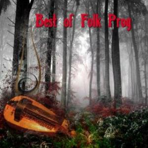 Various Artists (label Samplers) - Best Of Folk Prog: Black Widow Songs CD (album) cover