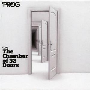 Various Artists (label Samplers) - Prog P34: The Chamber Of 32 Doors CD (album) cover