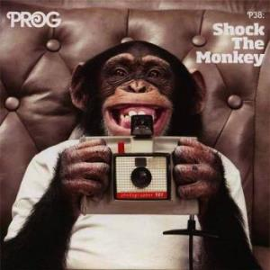 Various Artists (label Samplers) - Prog P38: Shock The Monkey CD (album) cover