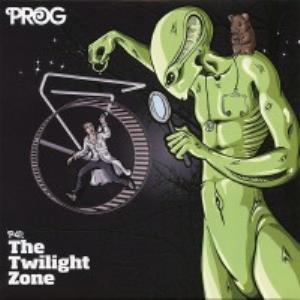 VARIOUS ARTISTS (LABEL SAMPLERS) - Prog P41: The Twilight Zone CD album cover