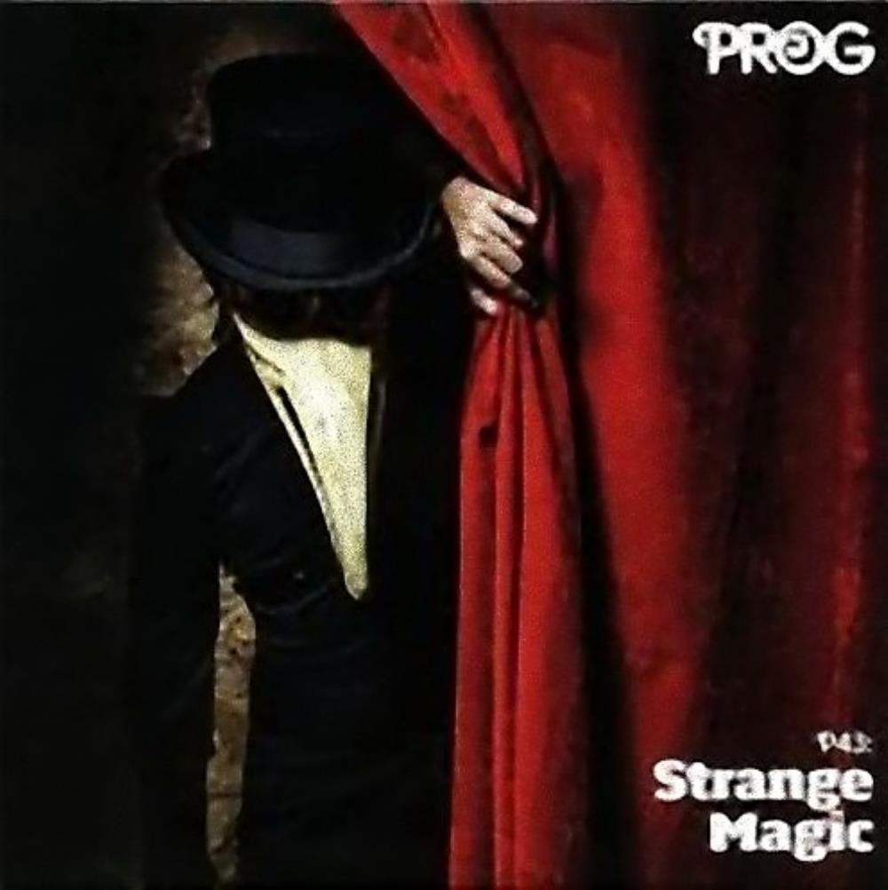 Various Artists (label Samplers) - Prog P43: Strange Magic CD (album) cover
