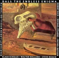 Various Artists (concept Albums & Themed Compilations) - Dali: The Endless Enigma CD (album) cover