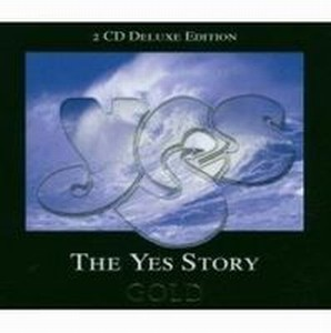 Various Artists (concept Albums & Themed Compilations) - The Yes Story CD (album) cover