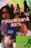 Various Artists (concept Albums & Themed Compilations) - Progressive Rock DVD (album) cover
