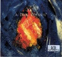 Various Artists (concept Albums & Themed Compilations) - 2001, A Prog Odyssey? CD (album) cover
