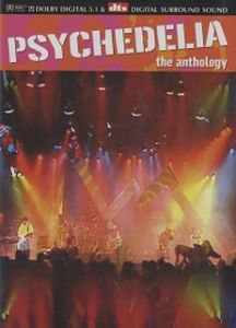 Various Artists (concept Albums & Themed Compilations) - Psychedelia: The Anthology DVD (album) cover