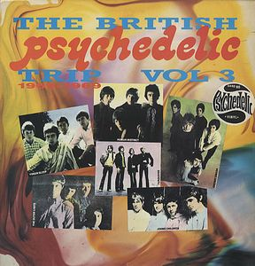 Various Artists (concept Albums & Themed Compilations) - The British Psychedelic Trip Vol. 3 CD (album) cover