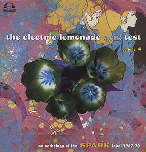 Various Artists (concept Albums & Themed Compilations) - The Electric Lemonade Acid Test - Volume 4 CD (album) cover