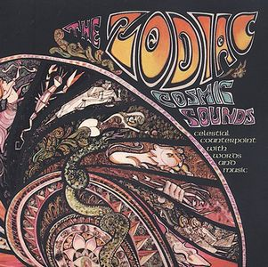 Various Artists (concept Albums & Themed Compilations) - The Zodiac : Cosmic Sounds CD (album) cover