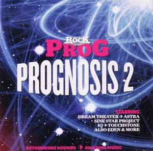 Various Artists (concept Albums & Themed Compilations) - Classic Rock Presents: Prognosis 2 CD (album) cover