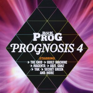 Various Artists (concept Albums & Themed Compilations) - Classic Rock Presents: Prognosis 4 CD (album) cover