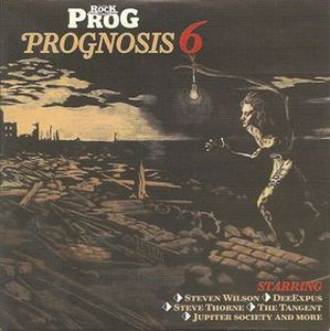 Various Artists (concept Albums & Themed Compilations) - Classic Rock Presents: Prognosis 6 CD (album) cover