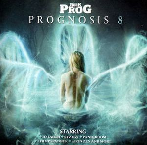 Various Artists (concept Albums & Themed Compilations) - Classic Rock Presents: Prognosis 8 CD (album) cover