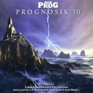 Various Artists (concept Albums & Themed Compilations) - Classic Rock Presents: Prognosis 10 CD (album) cover