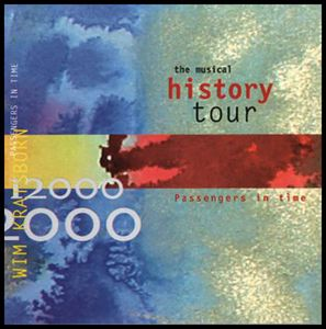 Various Artists (concept Albums & Themed Compilations) - The Musical History Tour (passengers In Time) Ft. The Gathering CD (album) cover