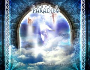 Various Artists (concept Albums & Themed Compilations) - Paradiso The Divine Comedy - Part 3 CD (album) cover