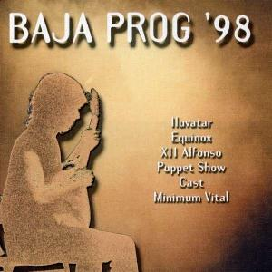 Various Artists (concept Albums & Themed Compilations) - Baja Prog '98 CD (album) cover