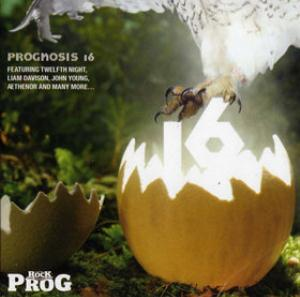 Various Artists (concept Albums & Themed Compilations) - Classic Rock Presents: Prognosis 16 CD (album) cover