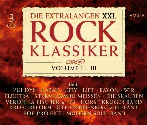 Various Artists (concept Albums & Themed Compilations) - Die Extralangen Xxl Rock-klassiker CD (album) cover