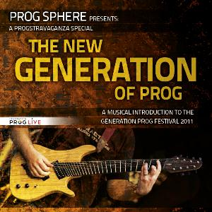 Various Artists (concept Albums & Themed Compilations) - A Progstravaganza Special: The New Generation Of Prog CD (album) cover