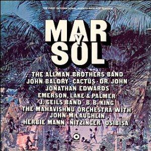 Various Artists (concept Albums & Themed Compilations) - Mar Y Sol CD (album) cover