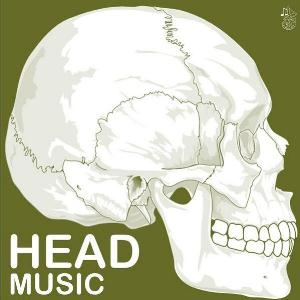 Various Artists (concept Albums & Themed Compilations) - Head Music CD (album) cover