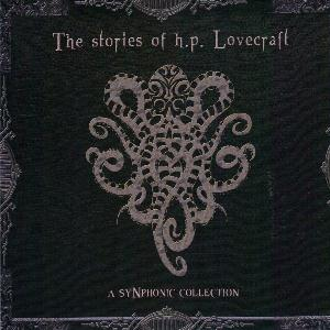 Various Artists (concept Albums & Themed Compilations) - The Stories Of H.p. Lovecraft: A Synphonic Collection CD (album) cover