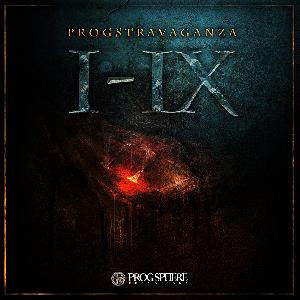 Various Artists (concept Albums & Themed Compilations) - Progstravaganza I-ix CD (album) cover