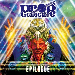Various Artists (concept Albums & Themed Compilations) - The Prog Collective- Epilogue CD (album) cover