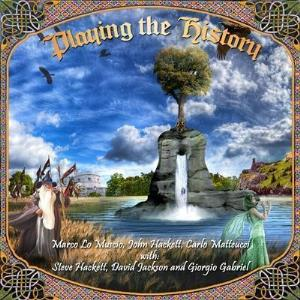 Various Artists (concept Albums & Themed Compilations) - Playing The History CD (album) cover