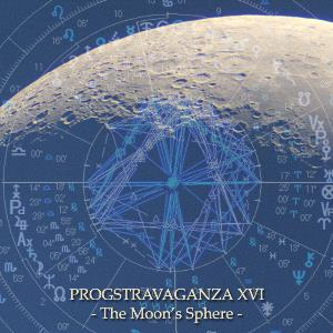 Various Artists (concept Albums & Themed Compilations) - Progstravaganza Xvi: The Moon's Sphere CD (album) cover