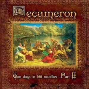 Various Artists (concept Albums & Themed Compilations) - Decameron. Ten Days In 100 Novellas - Part Ii CD (album) cover
