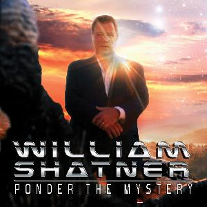 Various Artists (concept Albums & Themed Compilations) - Ponder The Mystery (william Shatner Featuring Billy Sherwood) CD (album) cover