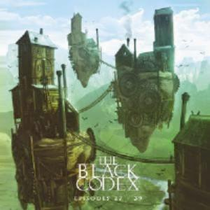 Various Artists (concept Albums & Themed Compilations) - The Black Codex (episodes 27 - 39) CD (album) cover
