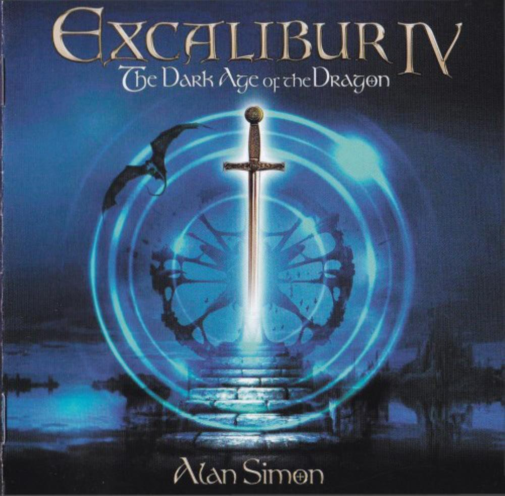 Various Artists (concept Albums & Themed Compilations) - Excalibur Iv - The Dark Age Of The Dragon CD (album) cover